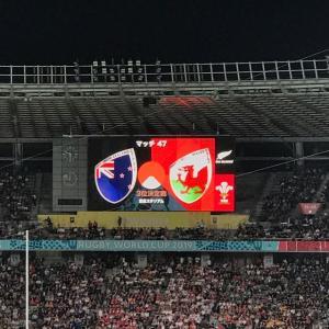 ラグビーワールドカップ2019 三位決定戦