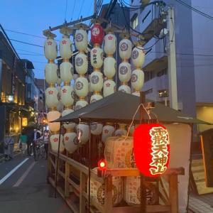 祇園祭宵々山2021〜旬菜いまり