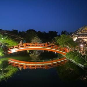 神泉苑観月の夕べ