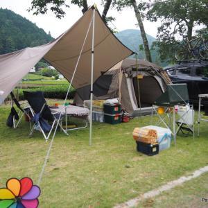 笹までキャンプ その2 2020.6.6~7