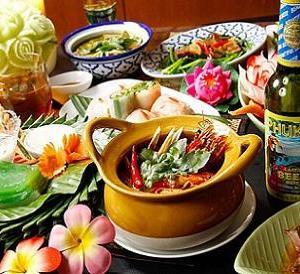 タイ料理と韓国料理どっちが好き?
