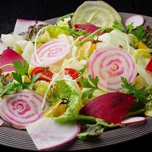 野菜と肉、どっちをよく食べる?