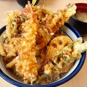 天ぷらと唐揚、どっちが好き?