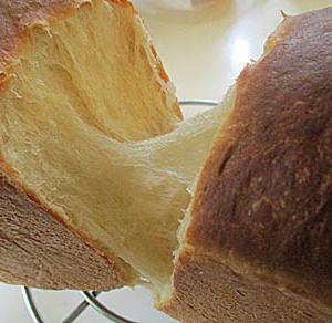 こねないで作る生食パン
