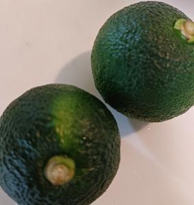 青柚子の柚子胡椒
