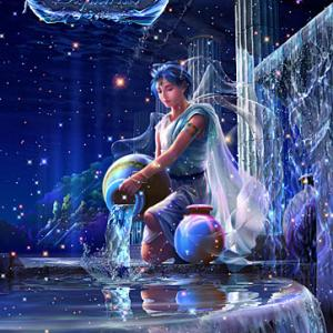 1月25日 水瓶座の新月~脱常識!個性を発揮し、流れに乗っていこう!~
