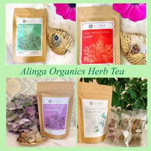 【教えます!】~Alinga Organicsハーブティーの良いところ&温活オススメポイント~