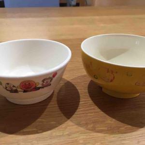 【ニトリ】数年使った子ども食器を新調