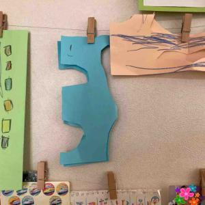 【小学1年生】学校で作った作品あれこれ。図工が苦手なりに楽しんではいるようです。