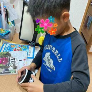 【レビュー】Tihoo卓上クリーナー。小学生の消しカス掃除用に購入しました。