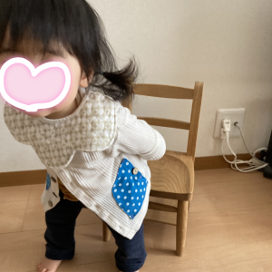 【1才1ヶ月】自己主張が爆発!ここにきて後追いと夜泣き。