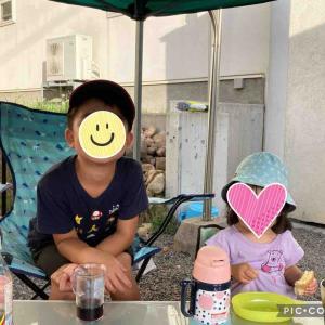 【小学2年生】夏休み3週目~学童・バドミントン・バーベキュー・温泉