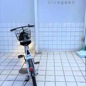 電動アシスト自転車!