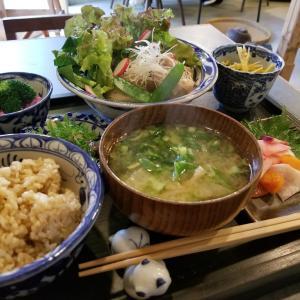 京都*心も身体も満たされるおいしいごはん  スガマチ食堂*