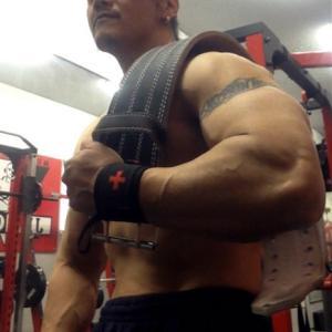 【筋トレ】筋肉の証明!☆