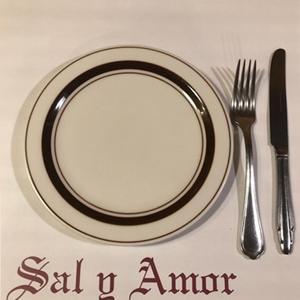 お休み3日目☆Sal y Amor♪