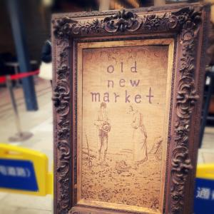 11/29 OLD NEW MARKET in 日本橋 ありがとうございました!
