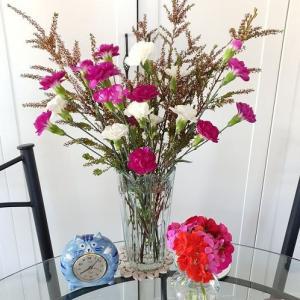春ですねぇ。9月のお花。