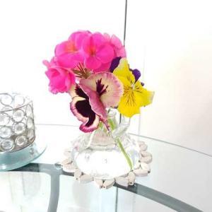 8月のお花。