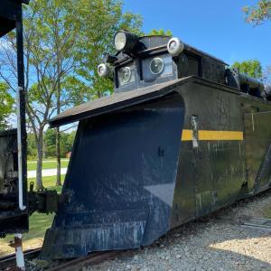 道東弾丸旅行 初日その⑩ 別海町鉄道記念館 ラッセル車や気動車が静態保存