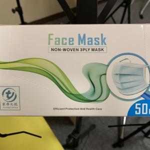 新型コロナウイルスとマスクの効果♪