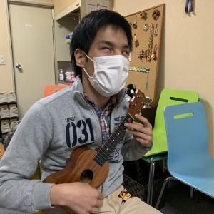 マスクをつけたままできる楽器♪