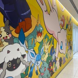 ポケモンカフェのポケモンGO5周年記念メニュー