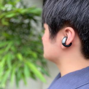 お手頃価格なのに機能たくさん。耳が痛くない!2021年最新ワイヤレスイヤホン