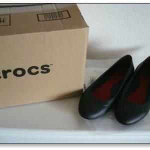 【クロックス】注文した商品が届きました!リナ フラット ウィメン