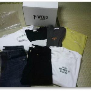 【得】WEGO(ウィゴー)がメチャメチャ安いです。1000円クーポン!