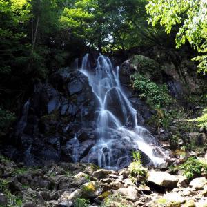 神鍋渓谷公園二ツ滝