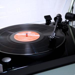 最近また、アナログレコード