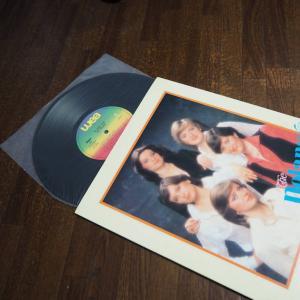 初めて見た10インチ(25cm)レコード