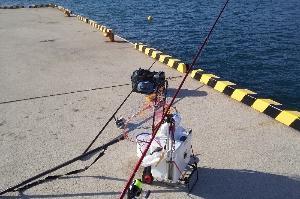 能登へカレイ釣り
