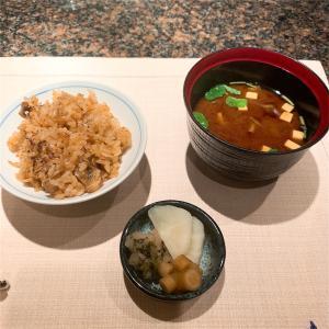 大阪中之島のリーガロイヤルホテル「鉄板焼なにわ」でスペシャルランチを頂きました