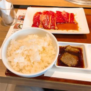 近鉄若江岩田駅近くのお肉屋さんの焼肉店でひとり焼肉を楽しんできました