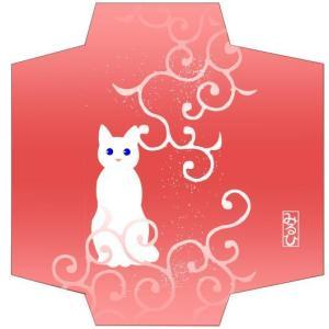 ≪感謝≫ぽち袋に愛猫ミルヒれす・・(^^♪