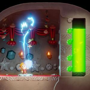 【ゼルダの伝説 夢をみる島】剣のレベルが上がった!「コホリントの剣」を入手!