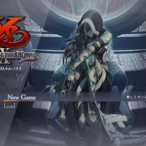 PS4の「イース9」を開始!あと「ディヴィニティ:オリジナル・シン2」のほうはクリアしたよ~!