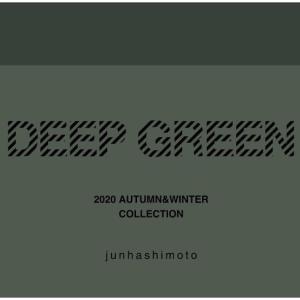 junhashimoto2020秋冬コレクション先行受注会開催のお知らせ&DENHAMから「BOLT GLHAVANA」入荷です