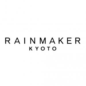 "RAINMAKER KYOTO "" BUTTONLESS CARDIGAN """