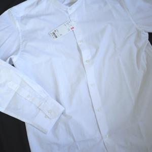 再入荷でゲットしたユニクロメンズシャツの人気色