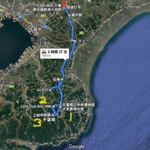 『Go Pro HERO8』のデビュー戦...。大多喜城、いすみ鉄道なんか観に行く