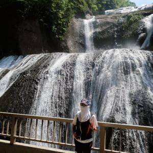 涼を求めて300㎞。Go to 『袋田の滝』