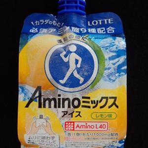 Aminoミックスアイス レモン味