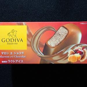 チョコレートアイスバー マロン エ ショコラ