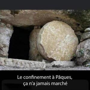 復活祭ギャグ