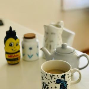 ほうじ茶ラテの季節