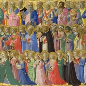「死者の為のミサ」は「煉獄の霊魂の存在」と「諸聖人の通功」という2つのドグマを教えている。