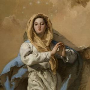 十二月八日 聖母マリアの無原罪の御孕り(一級祝日)の聖伝のミサのラテン語・日本語対訳テキストをご紹介します。